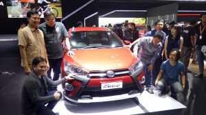 2.600 Komponen pada Mobil Toyota Dikembangkan oleh Putra-Putri Indonesia