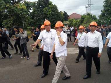 \Menteri Jonan Bakal Resmikan Pembangkit Listrik dan Bandara di Papua\