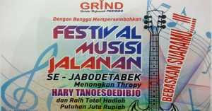 Perindo Gebrak Kreativitas Musik Anak Muda Lewat Festival Musisi Jalanan
