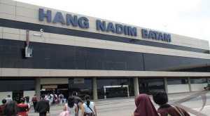 Long Weekend, Arus Penumpang di Bandara Hang Nadim Masih Normal