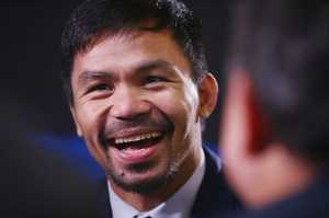 Puji Pacquiao, Roach: Saat Pertama Datang, Saya Langsung Tahu Ia adalah Muhammad Ali Kedua