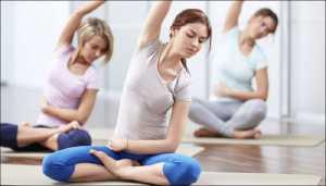 Rutin Latihan Yoga Efektif Kurangi Gejala Gangguan Menstruasi