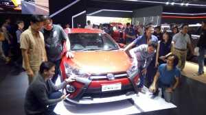 Toyota Punya 5 Show Model, Kenapa Baru Yaris Heykers & Etios yang Dijual?