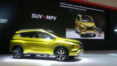 Soal Harga Mobil Low MPV, Mitsubishi: Reasonable Price!
