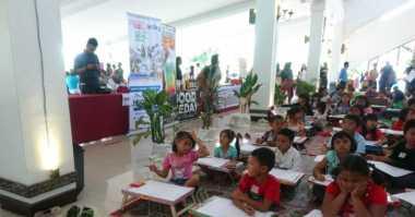 Peduli Pendidikan, MNC Play Dukung Toba Charity Run 2017