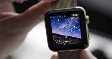 Apple Watch Selamatkan Mahasiswa Korban Kecelakaan