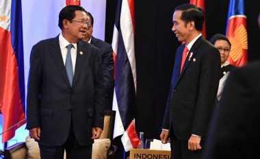\Jokowi Bersama Presiden Duterte Resmikan Layanan Ro-Ro Davao-Bitung   \