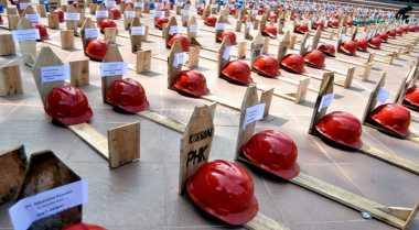 \Asosiasi Buruh Ungkap Kekhawatiran PHK Saat May Day\
