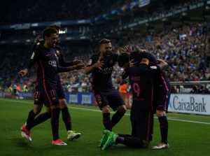 Menang di Derby Catalunya, Barcelona Geser Real Madrid dari Pucuk Klasemen La Liga