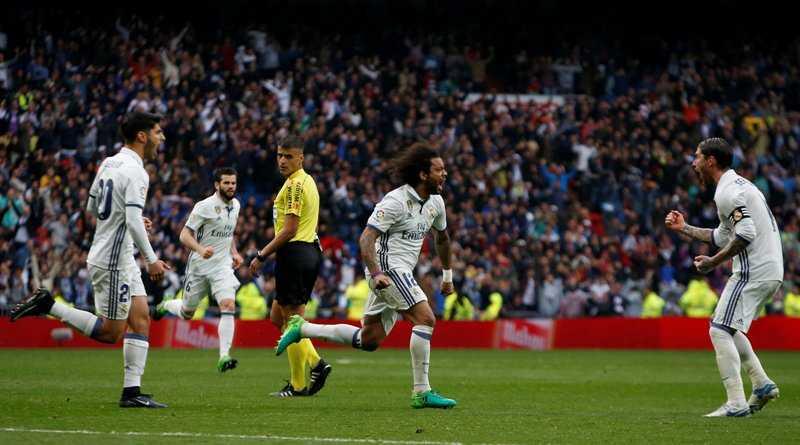 Marcelo Senang Bisa Bawa Real Madrid Menang Atas Valencia
