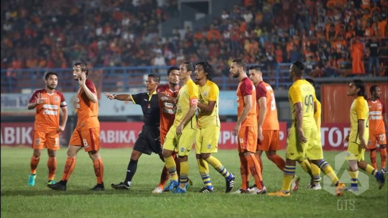 Marquee Player Borneo FC Pertegas Kemenangan atas Persegres
