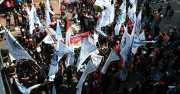 Buruh Lobi Polisi Agar Diizinkan Demo di Depan Istana Negara