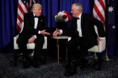 "Trump Sebut Ada ""Ikatan Besi"" Antara Amerika dan Australia"