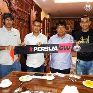 Dihadang Bek Brasil Persela, Marquee Player Persija Jakarta Siap Unjuk Gigi