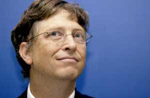 Wow, Bill Gates Punya Prediksi Masa Depan untuk Dunia (1)