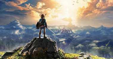 Game Legend of Zelda Bakal Rilis untuk Ponsel