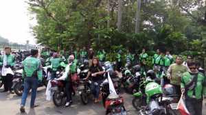 TOP NEWS (3): Pengemudi Ojek Online Unjuk Rasa ke Kemenhub, Istana Negara dan Kantor Gojek Indonesia