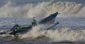 Basarnas: Waspadai Cuaca Buruk di Perairan Sultra!