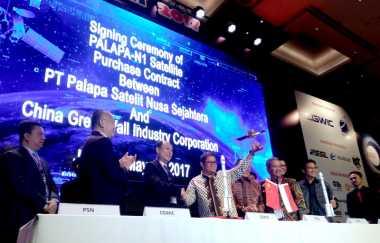 Satelit Palapa-N1 Perluas Akses Broadband di Indonesia
