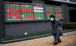 Buntuti Wall Street, Pasar Saham Asia Dibuka Melemah