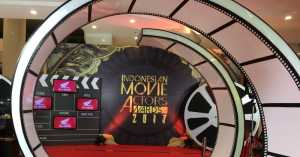 IMAA 2017: Uniknya Red Carpet Indonesian Movie Actors Award 2017