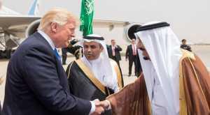 Wow, Presiden Trump dan Raja Salman Sepakati Kerjasama Bisnis Rp1.999 Triliun