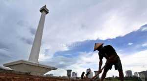 Asyik... Sepanjang Hari BMKG Prediksi Cuaca Jakarta Berawan