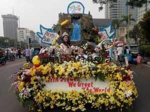 Tomohon Pamerkan Kekayaan Alam Melalui Festival Bunga