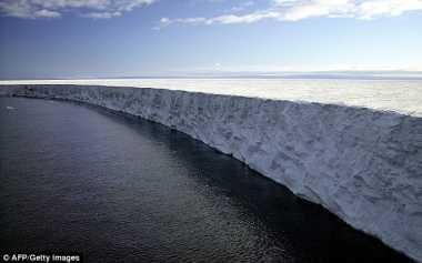 Duh, Akibat Pemanasan Global Hamparan Es di Antartika Akan Runtuh