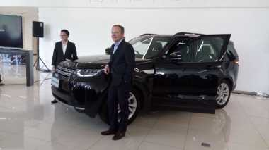 Gempur Pasar Automotif Nasional Jaguar Land Rover Indonesia Siap Boyong 10 Model Baru