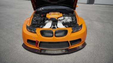 Tampilan Gambot BMW M3 Disokong Mesin Bertenaga Buas