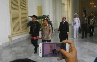 \RI Raih Invesment Grade, Sri Mulyani Dapat Ucapan Selamat dari Jokowi \