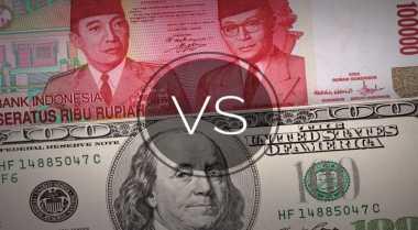 \S&P Effect, Rupiah Masih Perkasa di Level Rp13.300/USD\