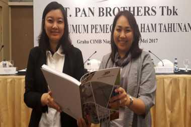 \Wih! Pan Brothers Sebar Dividen Rp2 per Saham\
