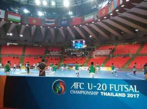 AFC U-20 FUTSAL CHAMPIONSHIP: Timnas Futsal Indonesia U-20 Disebut Underdog, Yori Bahagia