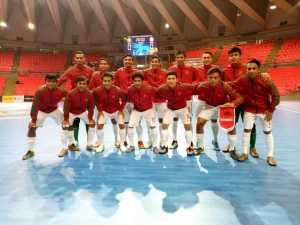 AFC U-20 FUTSAL CHAMPIONSHIP: Meski Tersingkir di Perempatfinal, Timnas Futsal Indonesia U-20 Telah Cetak Sejarah!