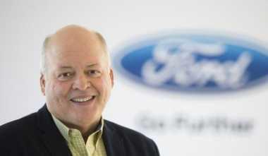 Jim Hackett Menjadi Presiden dan CEO Ford yang Baru