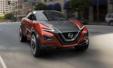 Nissan Mulai Menggarap Crossover Listrik