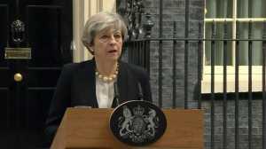 PM Inggris Kutuk Serangan Bom di Konser Ariana Grande