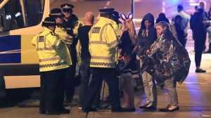 Ratu Inggris Sebut Ledakan di Konser Arianda Grande 'Tindakan Barbar'