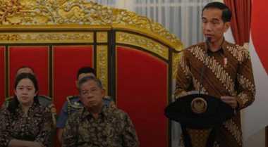 \Jokowi: Jangan Coba-Coba Mainkan APBN!\