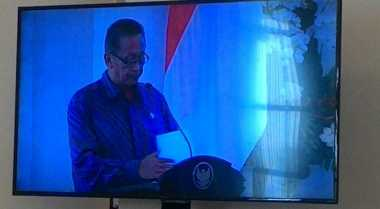 \Sabet Opini WTP, BPK Sampaikan Selamat kepada Jokowi\