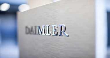Daimler Gelontorkan Dana USD562 Juta untuk Baterai Mobil