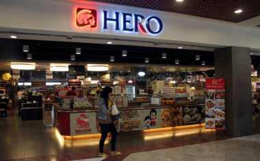 \Tak Bagi Dividen, Hero Supermarket Rombak Jajaran Direksi   \