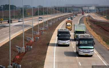 \Hore! Tol Batang-Semarang Siap Dilalui Pemudik hingga Gringsing\