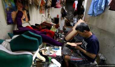 \Pangsa Pasar Lampaui 4%, Industri Alas Kaki RI Peringkat 5 Dunia   \
