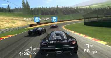 Pilihan Game Balap Mobil Seru di Android & iOS