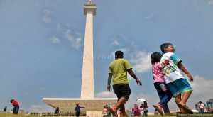 Hari Ini, BMKG Prediksi Cuaca di Jakarta Cerah Berawan