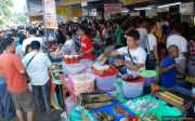 Dishub Bandar Lampung Antisipasi Kemacetan Akibat Pedagang Takjil saat Ramadan