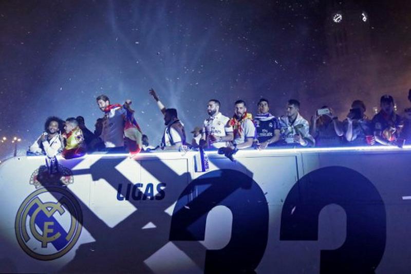 Soccerpedia: Hentikan Dominasi Barcelona, Real Madrid Masih Klub Tersukses di Liga Spanyol